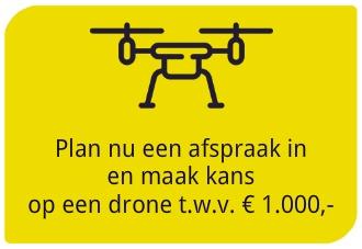 Win een drone!