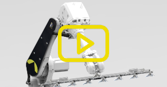 Smart Picking robot arm