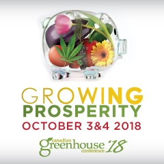 Join us at The Canadian Greenhouse Conference