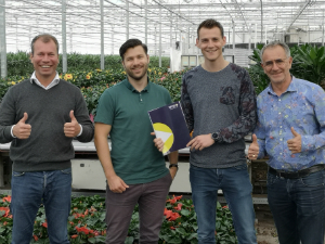 Forever Plants chooses new sorting and delivery system