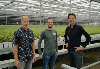 Hoogeveen Plants start met SmartFlo