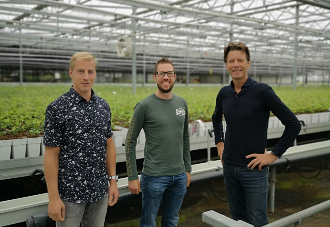 Hoogeveen Plants makes a start with SmartFlo