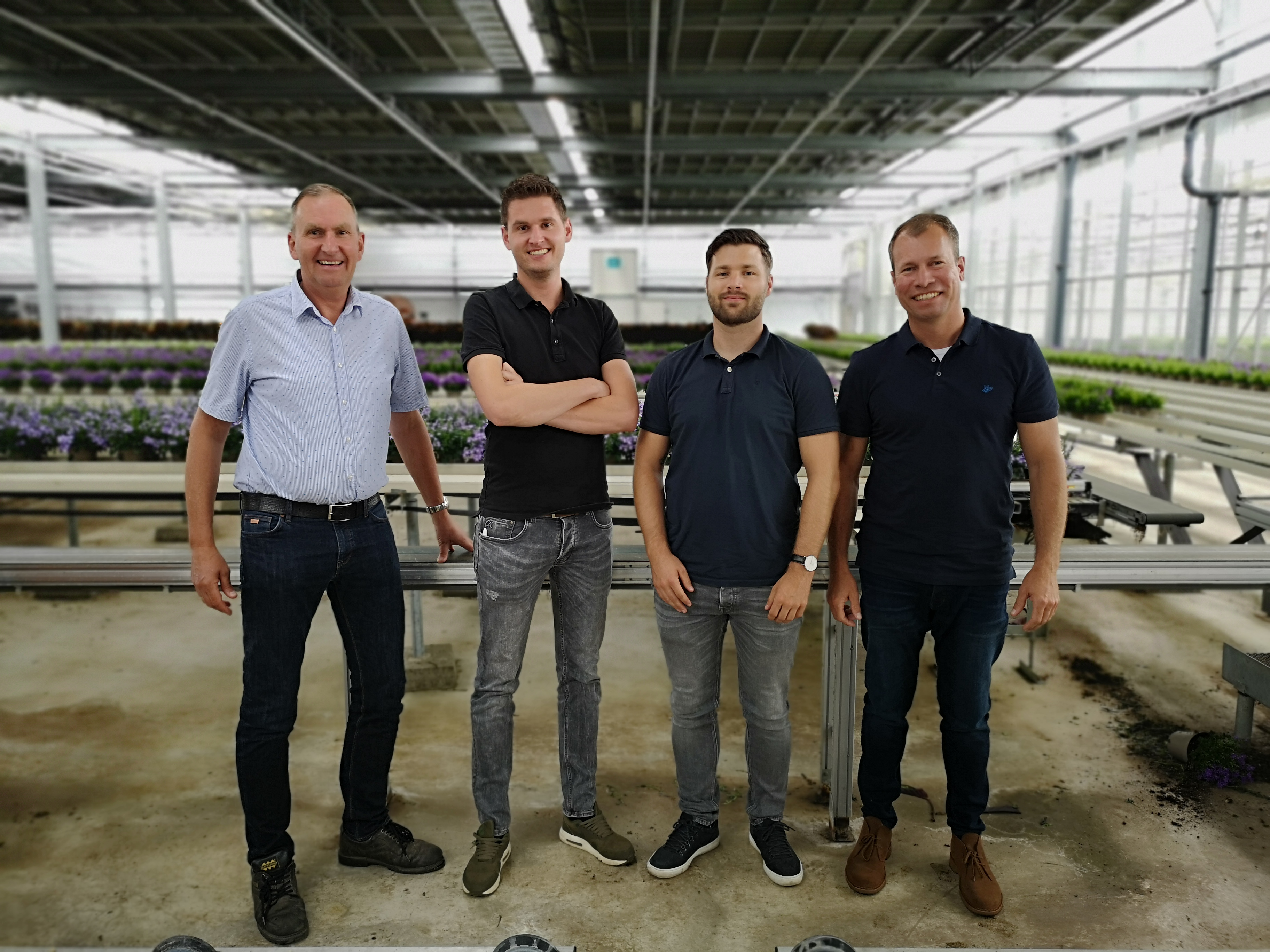 Montis automates again with WPS
